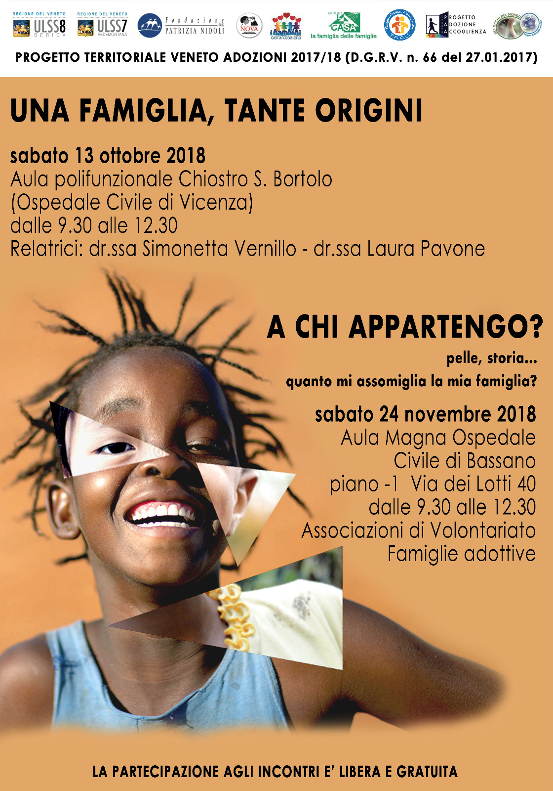 Progetto Adozioni 2017